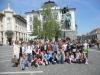 Obisk iz Đurđevca, zaključek projekta Branje ne pozna meja – Čitanje ne poznaje granice