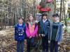 Sedmošolci na Čemšeniški planini