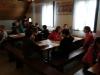 Kulturno tehniški dan v Groharjevi hiši v Sorici